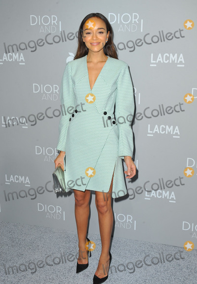 Ashley Medekwe Photo -   April 15 2015, New York City  Ashley Medekwe arriving at the premiere of The Orchard's 'DIOR & I' at LACMA on April 15, 2015 in Los Angeles, California.  By Line: Peter West/ACE Pictures   ACE Pictures, Inc. tel: 646 769 0430