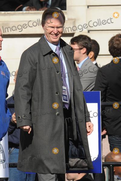 John Mara, Teairra Marí Photo - John Mara attends the Giants' Victory Parade for Super Bowl XLVI on February 7, 2012 in New York City