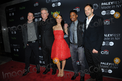 Aidan Quinn, Jonny Lee Miller, Lee Miller, Lucy Liu, The Cast, Rob Doherty, Michael Bublé, Michael Paré Photo - October 8, 2016  New York CityRob Doherty, Aidan Quinn, Lucy Liu, Jon Michael Hill, Jonny Lee Miller attending The Paley Center for Media presents PaleyFest: Made in NY with the cast of 'Elementary' on October 8, 2016 in New York City.Credit: Kristin Callahan/ACE PicturesTel: 646 769 0430