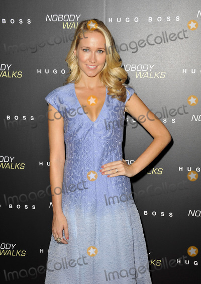 Anna Camp, Anna Maria Perez de Taglé Photo - October 2 2012, LA  Anna Camp arriving at the premiere of 'Nobody Walks' at ArcLight Hollywood on October 2, 2012 in Hollywood, California.