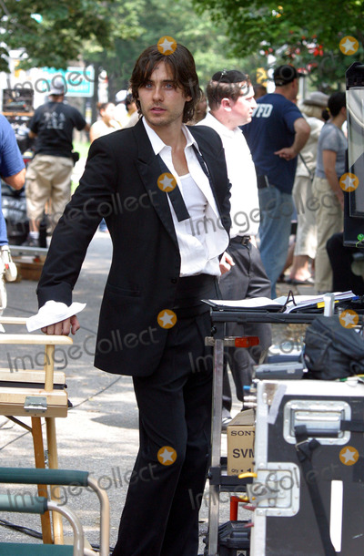 Jared Leto Photo - Actor Jared Leto on the set of 'Lord of War, at Brighton Beach in Brooklyn, New York City. August 3 2004.