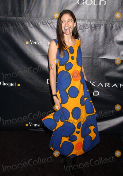 Arden Hess, The Donnas, The Donna's, Donna Karan Photo - Arden Hess arriving at the Donna Karan Gold Fragrance collection event in New York City.