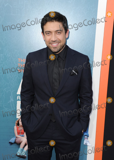 Alfonso Gomez-Rejon, Gomez, Alfonso André Photo -   June 3 2015, New York City  Alfonso Gomez-Rejon arriving at the Los Angeles premiere of 'Me And Earl And The Dying Girl' at the Harmony Gold Theatre on June 3, 2015 in Los Angeles, California.  By Line: Peter West/ACE Pictures   ACE Pictures, Inc. tel: 646 769 0430