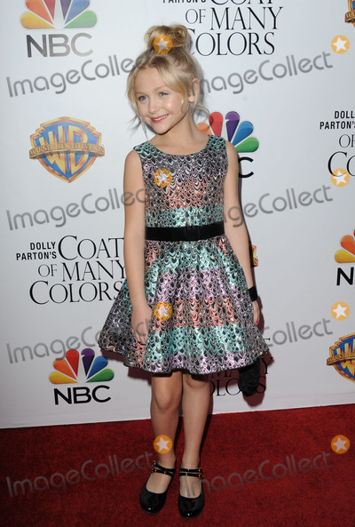 Dolly Parton Photo -   December 2 2015, LA  Alyvia Alyn Lind arriving at the premiere of Warner Bros. Television's 'Dolly Parton's Coat of Many Colors' at the Egyptian Theatre on December 2, 2015 in Hollywood, California.    By Line: Peter West/ACE Pictures   ACE Pictures, Inc. tel: 646 769 0430