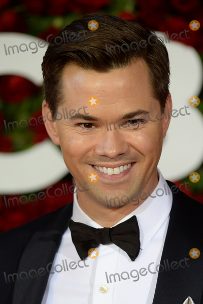 Andy Rannells Photo - June 12, 2016  New York CityAndy Rannells attending the 70th Annual Tony Awards at The Beacon Theatre on June 12, 2016 in New York City.Credit: Kristin Callahan/ACE PicturesTel: 646 769 0430