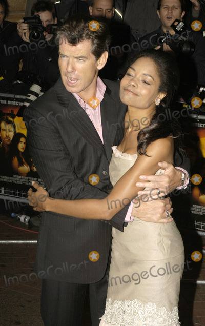 Photos and Pictures - LONDON, NOVEMBER 2, 2004 Pierce ...