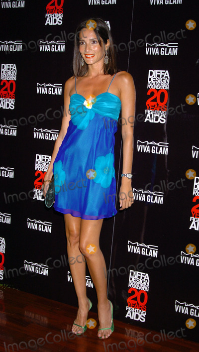 Astrid Munoz Photo - Model Astrid Munoz at the Viva Glam Casino event in support of the Design Industries Foundation Fighting Aids. Copacabana Club, New York City, June 24 2004.