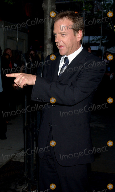 Kiefer Sutherland Photo - Kiefer Sutherland at the FOX Broadcasting Company Upfront.