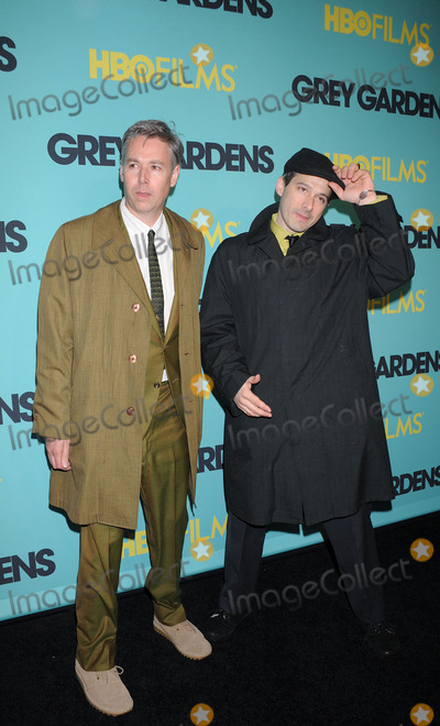 Adam Horovitz, Adam Yauch Photo - Musicians Adam Yauch and Adam Horovitz at the HBO Films premiere of 'Grey Gardens' at The Ziegfeld Theater on April 14, 2009 in New York City.