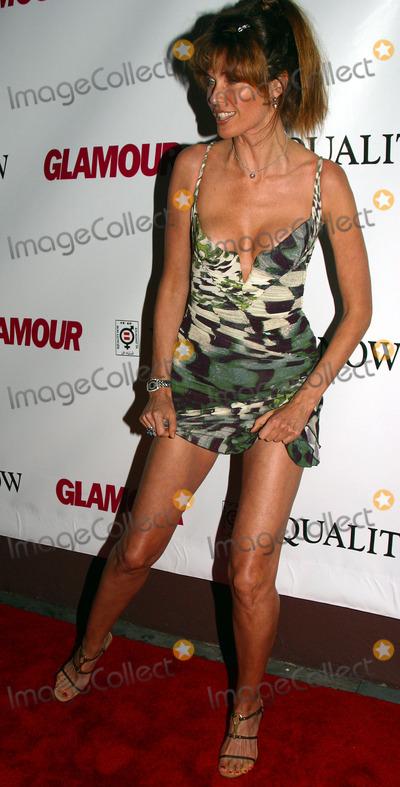 Carol Alt Photo - Carol Alt at the Glamour Magazine's benefit, 'Equality Now,' in New York. September 8, 2003.