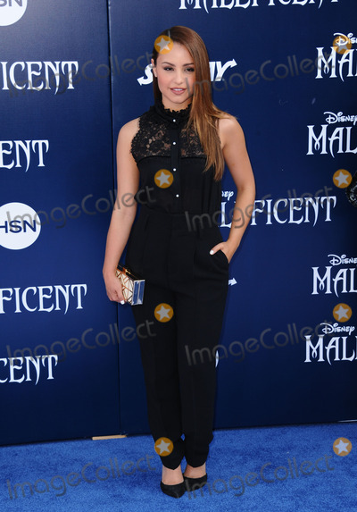 Amiee Carrero Photo - May 28 2014, LA  Amiee Carrero arriving at the World Premiere Of Disney's 'Maleficent' at the El Capitan Theatre on May 28, 2014 in Hollywood, California.