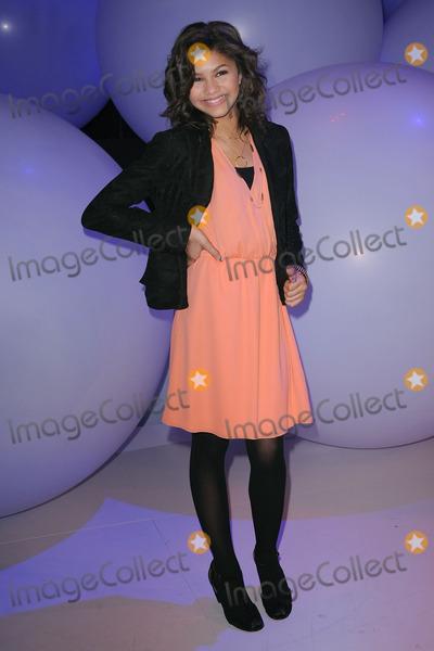 Zendaya Photo - Zendaya attends Disney Kids and Family Upfront on March 16, 2011 in New York City
