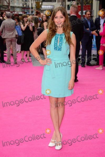 Ella Purnell, Leicester Square Photo - June 11 2014, London