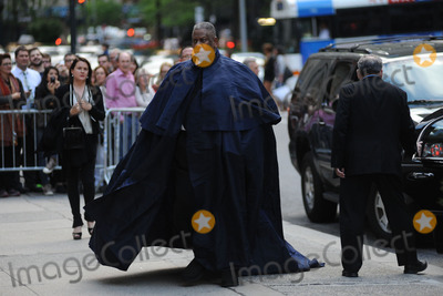Andre Leon Talley, L'Wren Scott, Leon, Leon Talley, André Leon Talley Photo - May 2, 2014 New York CityAndr Leon Talley attending a memorial service for L' Wren Scott at St. Bartholomew's Church in New York City on May 2, 2014.