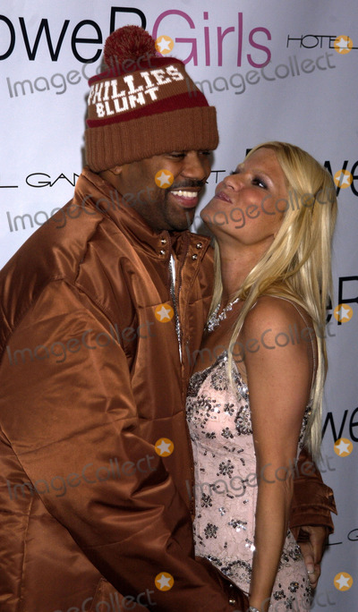 "Damon Dash, Lizzie Grubman, LIZZY GRUBMAN Photo - NEW YORK, MARCH 8, 2005    Lizzie Grubman and Damon Dash attend the premiere party of MTV's new reality show ""Power Girls."""
