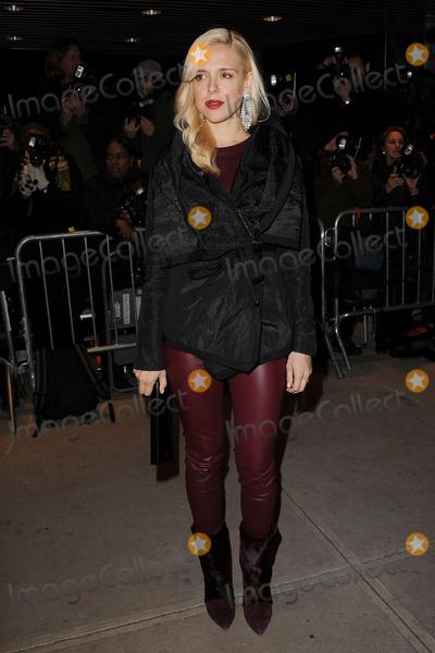 Anastasia Ganias, Anastasia Photo - December 13, 2012. New York City. Anastasia Ganias   attends the 'On The Road' premiere at SVA Theater on December 13, 2012 in New York City.