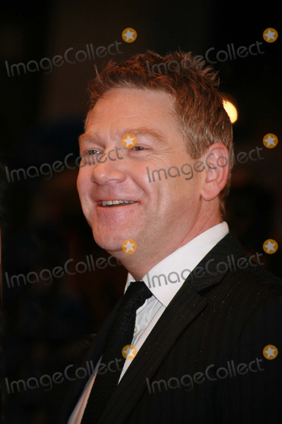 Kenneth Brannagh Photo - Kenneth Brannagh arriving at the UK film premiere of 'Sleuth', at the Odeon West End cinema