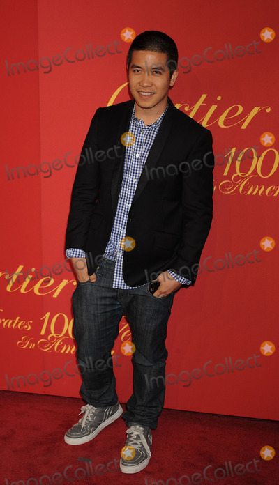 Thakoon Panichgul Photo - Designer Thakoon Panichgul arriving at the Cartier 100th Anniversary in America Celebration at Cartier Fifth Avenue Mansion on April 30, 2009 in New York City.
