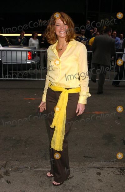 A.J. Langer Photo - NEW YORK, MAY 18, 2004    A. J. Langer at the ABC Upfront Presentation in New York. May 18, 2004.