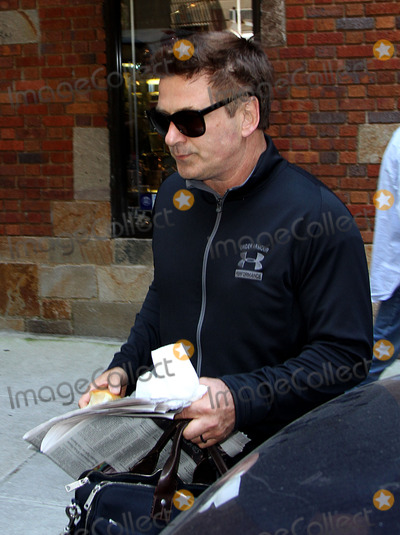 Alec Baldwin, Hilaria Thomas , Alec Balwin Photo - June 21 2012, New York City