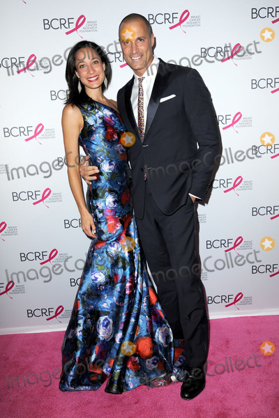 Nigel Barker, Pink, Cristen Barker Photo - April 12, 2016 New York CityCristen Barker and Nigel Barker attending the pink carpet at the Breast Cancer Research Foundation's Hot Pink Party at the Waldorf Astoria Hotel on April 12, 2016 in New York City.Credit: Kristin Callahan/ACE PicturesACE Pictures, Inc.tel: 646 769 0430
