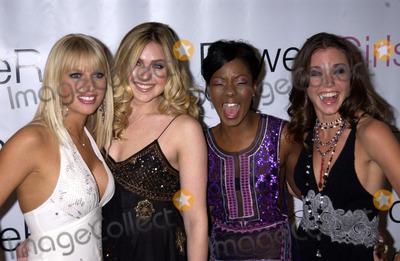 """Kelly Brady, Lizzie Grubman, Millie Monyo, Rachel Krupa, LIZZY GRUBMAN, ALLI ZWEBEN Photo - NEW YORK, MARCH 8, 2005    Kelly Brady, Rachel Krupa, Lizzie Grubman, Millie Monyo and Alli Zweben attend the premiere party of MTV's new reality show """"Power Girls."""""""