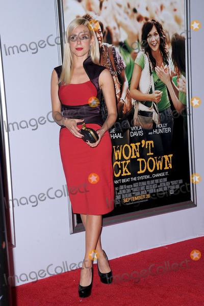 Anastasia Ganias, Anastasia Photo - September 23, 2012. New York City. Anastasia Ganias arrives to 20th Century Fox and NBC News Education Nation presents the premiere of Wont Back Down Premiere