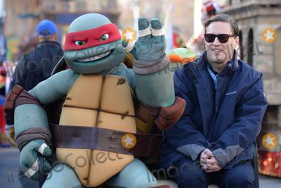 Ninja Turtle Photo - November 26, 2015 New York CityNinja Turtle attending the 89th Annual Macy's Thanksgiving Day Parade on November 26, 2015 in New York City.Credit: Kristin Callahan/ACE PicturesTel: (646) 769 0430