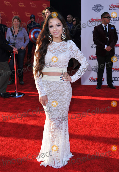 Angela Moreno Photo -   April 13 2015, LA  Angela Moreno arriving at the Premiere Of Marvel's 'Avengers: Age Of Ultron' at the Dolby Theatre on April 13, 2015 in Hollywood, California.   By Line: Peter West/ACE Pictures   ACE Pictures, Inc. tel: 646 769 0430