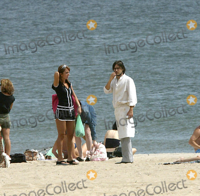"Jared Leto, Coney Island Photo - Actor Jared Leto returns to Coney Island.     Four years ago Leto starred in 'Requiem For a Dream' a drama about a drug addict which unfolded on Coney Island.     Today, Jared Leto returns to film his latest thriller, ""Lord of War.""     Gentleman Leto did a heroic thing while on the movie set. Leto rescued a Russian girl from a stalker who followed her from home to the ocean front. Later, Leto approached the girl to find out if she was OK. Russian girl was a bit shaken but grateful to her rescuer.    Brooklyn, New York, August 7, 2004."