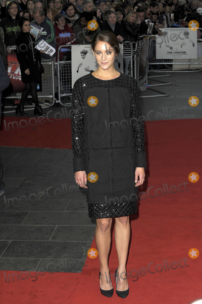 Ariane Labed, Leicester Square Photo -   October 13 2015, London  Ariane Labed attending the premiere of 'Lobster' at the Vue Leicester Square during the London Film festival on October 13 2015 in London  By Line: Famous/ACE Pictures   ACE Pictures, Inc. tel: 646 769 0430