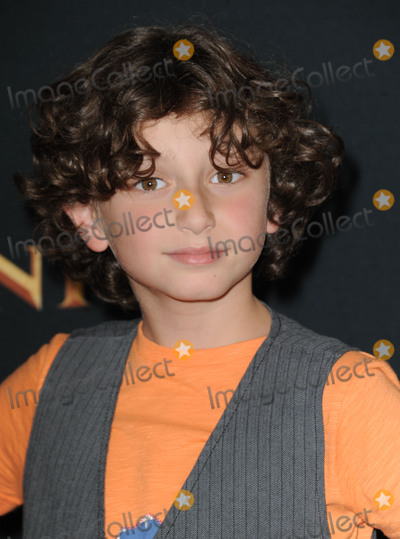 August Maturo, Walt Disney Photo -   July 24 2015, LA  August Maturo arriving at the premiere of Disney's 'Descendants' at the Walt Disney Studios main theater on July 24, 2015 in Burbank, California   By Line: Peter West/ACE Pictures   ACE Pictures, Inc. tel: 646 769 0430