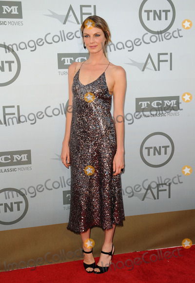 Angela Lindvall, Jane Fonda, Angela Lindval Photo - June 5 2014, LA  Angela Lindvall arriving at the 2014 AFI Life Achievement Award: A Tribute to Jane Fonda at the Dolby Theatre on June 5, 2014 in Hollywood, California.