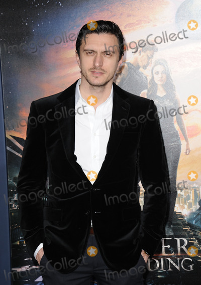 Dragos Savulescu, TCL Chinese Theatre Photo -   February 2 2015, LA  Dragos Savulescu arriving at the premiere of Warner Bros. Pictures' 'Jupiter Ascending' at the TCL Chinese Theatre on February 2, 2015 in Hollywood, California.  By Line: Peter West/ACE Pictures   ACE Pictures, Inc. tel: 646 769 0430
