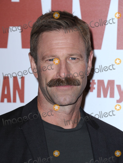Aeron Eckhart, Aaron Eckhart Photo -   November 9 2015, LA  Actor Aaron Eckhart arriving at the premiere of 'My All American' at The Grove on November 9, 2015 in Los Angeles, California.   By Line: Peter West/ACE Pictures   ACE Pictures, Inc. tel: 646 769 0430
