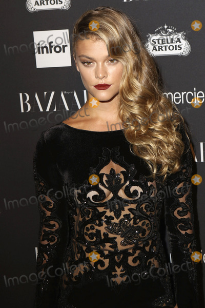 Nina Agdal, Carine Roitfeld Photo -   September 9 2016, New York City  Nina Agdal arriving at Harper's Bazaar Celebrates 'ICONS By Carine Roitfeld' at The Plaza Hotel on September 9, 2016 in New York City.   By Line: Nancy Rivera/ACE Pictures   ACE Pictures Inc Tel: 6467670430