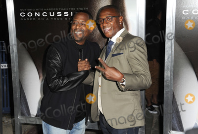 Martin Lawrence, Tommy Davidson Photo -   November 23 2015, LA  Martin Lawrence and Tommy Davidson (R) arriving at a screening of Columbia Pictures' 'Concussion' at the Regency Village Theater on November 23, 2015 in Westwood, California.  By Line: Peter West/ACE Pictures   ACE Pictures, Inc. tel: 646 769 0430