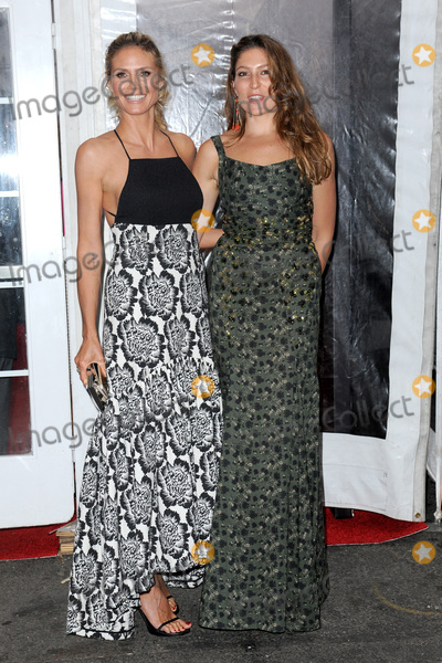 Heidi Klum, Stella Schnabel Photo - 