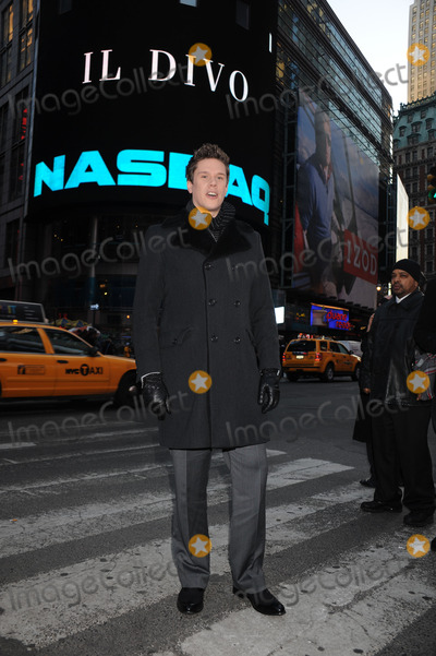 Photos and pictures david miller of the band il divo - Il divo news ...