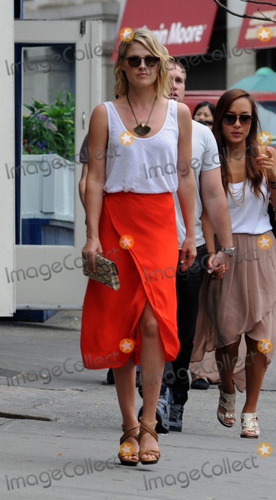 Ali Larter, Ali Farka Touré Photo - May 30 2012, New York City  Actress Ali Larter dresses for the summer weather as she strolls in Soho with a drink on May 30 2012 in New York City