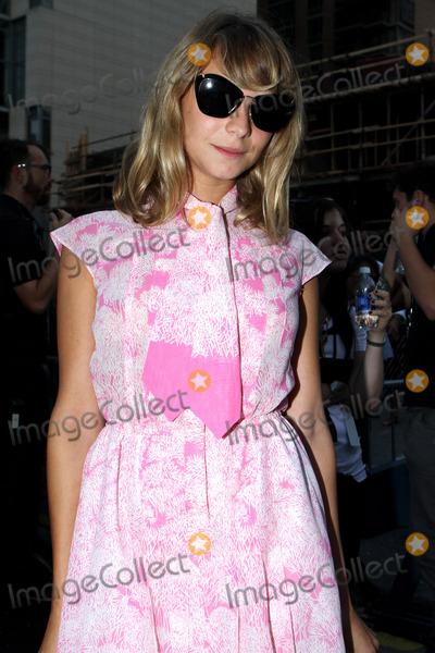 Annabelle Dexter Jones, Annabelle Dexter-Jones Photo - September 8 2012, New York City  Annabelle Dexter Jones at Spring 2013 Mercedes Benz New York Fashion Week on September 8 2012 in New York City