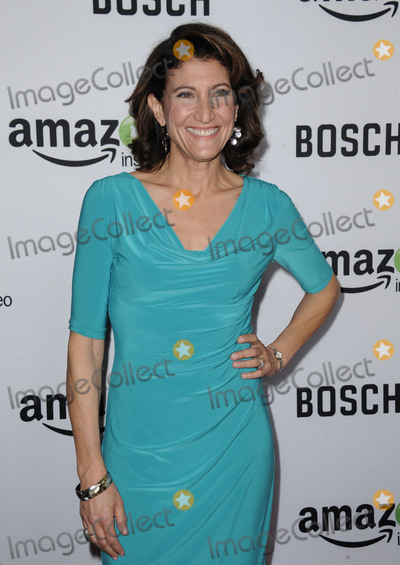Amy Aquino Photo -   February 3 2015, LA  Amy Aquino arriving at the premiere of Amazon's first original drama series 'Bosch' at ArcLight Cinemas Cinerama Dome on February 3, 2015 in Hollywood, California.   By Line: Peter West/ACE Pictures   ACE Pictures, Inc. tel: 646 769 0430