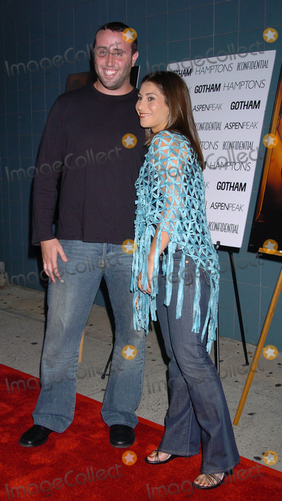 "Adam Mesh Photo - Adam Mesh and his girlfriend Jessica Malca attended the premiere of ""When will I be loved"" at the Clearview Chelsea West Cinema in New York City. September 7 2004."