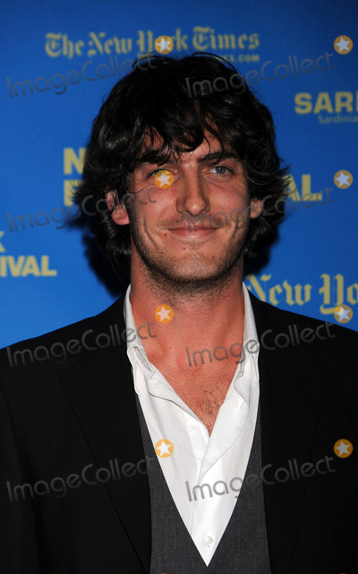 ANDREW JENKS Photo - Director Andrew Jenks arriving at the premiere of 'The Class' as part of the 46th New York Film Festival at Avery Fisher Hall on September 26 2008 in New York City