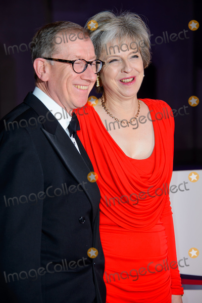 Theresa May Photo -   December 14 2016, London  British Prime Minister Theresa May and her husband Philip May arriving at The Sun Military Awards at The Guildhall on December 14, 2016 in London  By Line: Famous/ACE Pictures   ACE Pictures Inc Tel: 6467670430