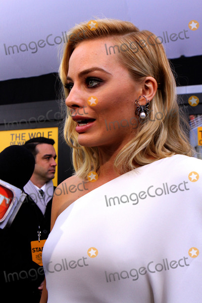 Margot Robbie Photo - December17 2013, New York City
