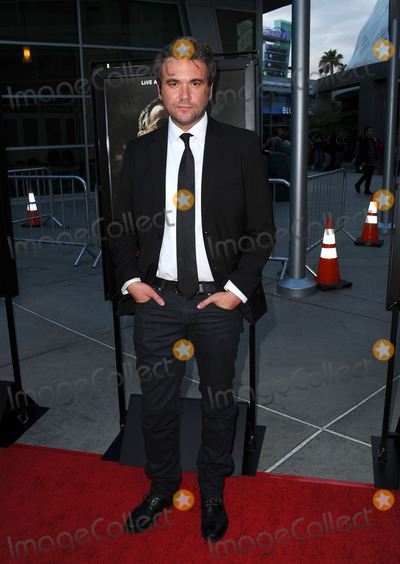 AJ Bowen Photo - May 20 2014, LA  AJ Bowen attends the premioere of 'The Sacrament'   at the ArcLight Cinemas on May 20, 2014 in Hollywood, California.