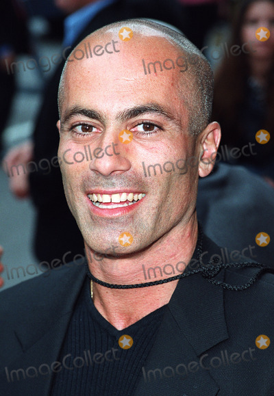 """Adoni Maropis, Bad Company Photo - Adoni Maropis attending the world premiere of Touchstone Pictures' movie, """"Bad Company."""" New York, June 4, 2002."""