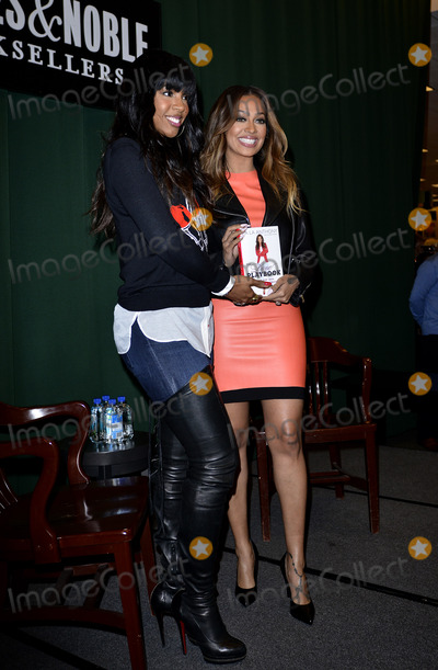Kelly Rowland, Kelly Rowlands, La La, Anthony Kelly, Book Signing Photo - January 28 2014, New York City