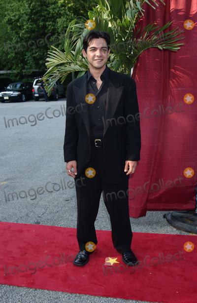 ALEXIS CURZ, Alexis Cruz Photo - Actor Alexis Cruz arriving at the CBS Upfronts event.